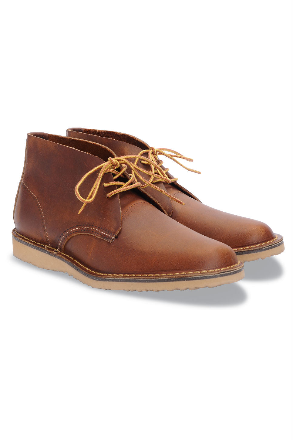 Red Wing Heritage - Weekender Chukka - Copper - Profile
