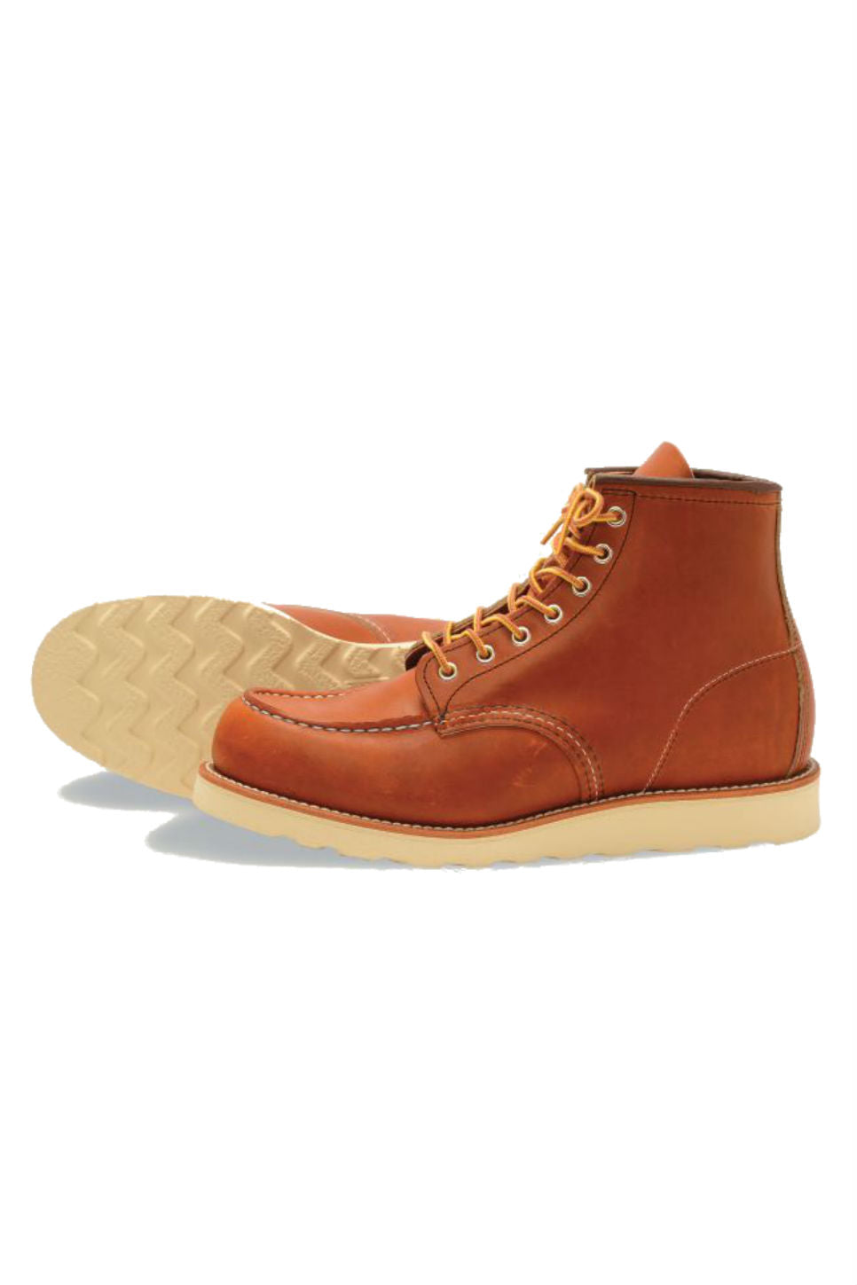 Red Wing Heritage - 6 Inch Moc Toe - Oro Legacy