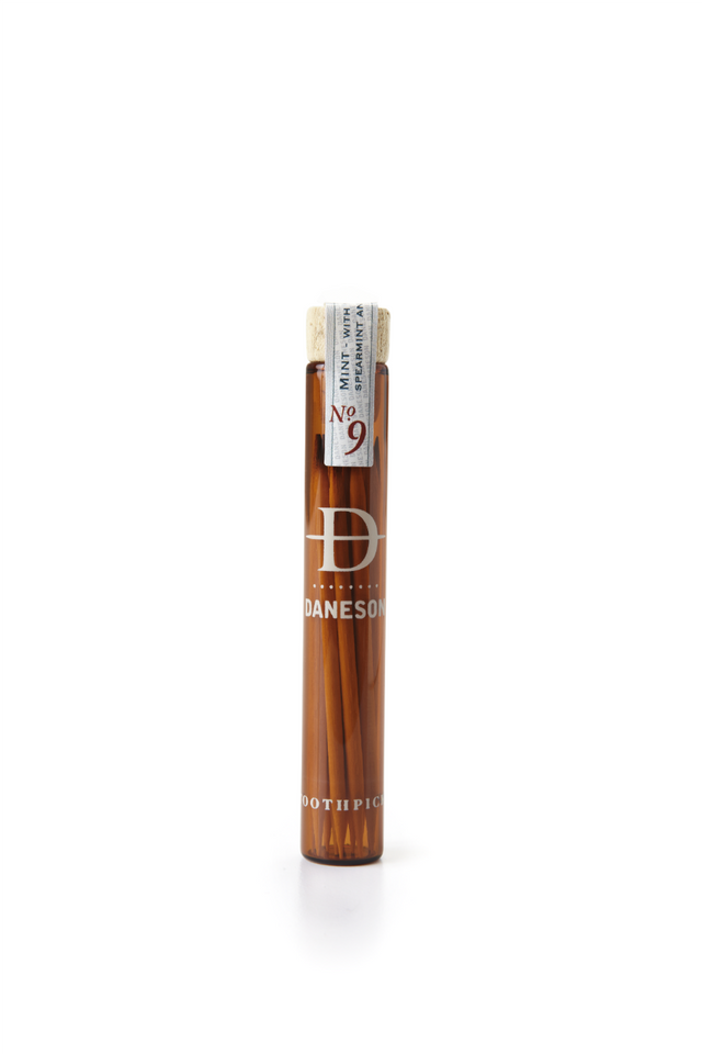 Daneson - Toothpicks - Mint No. 9