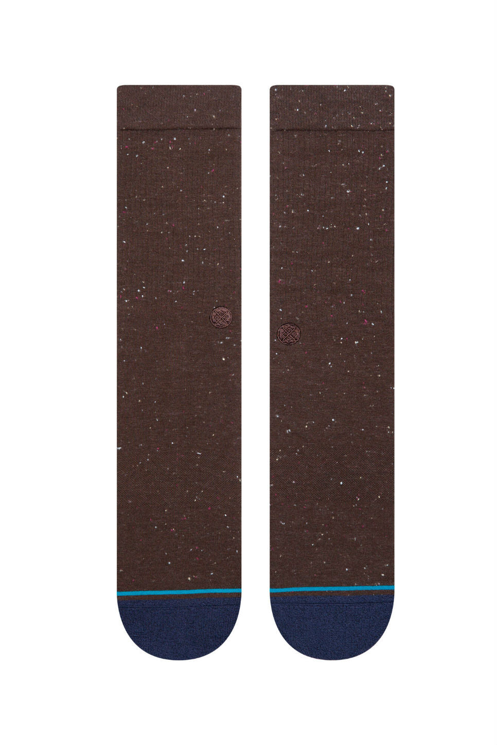Stance - Icon 2 - Brown - Front