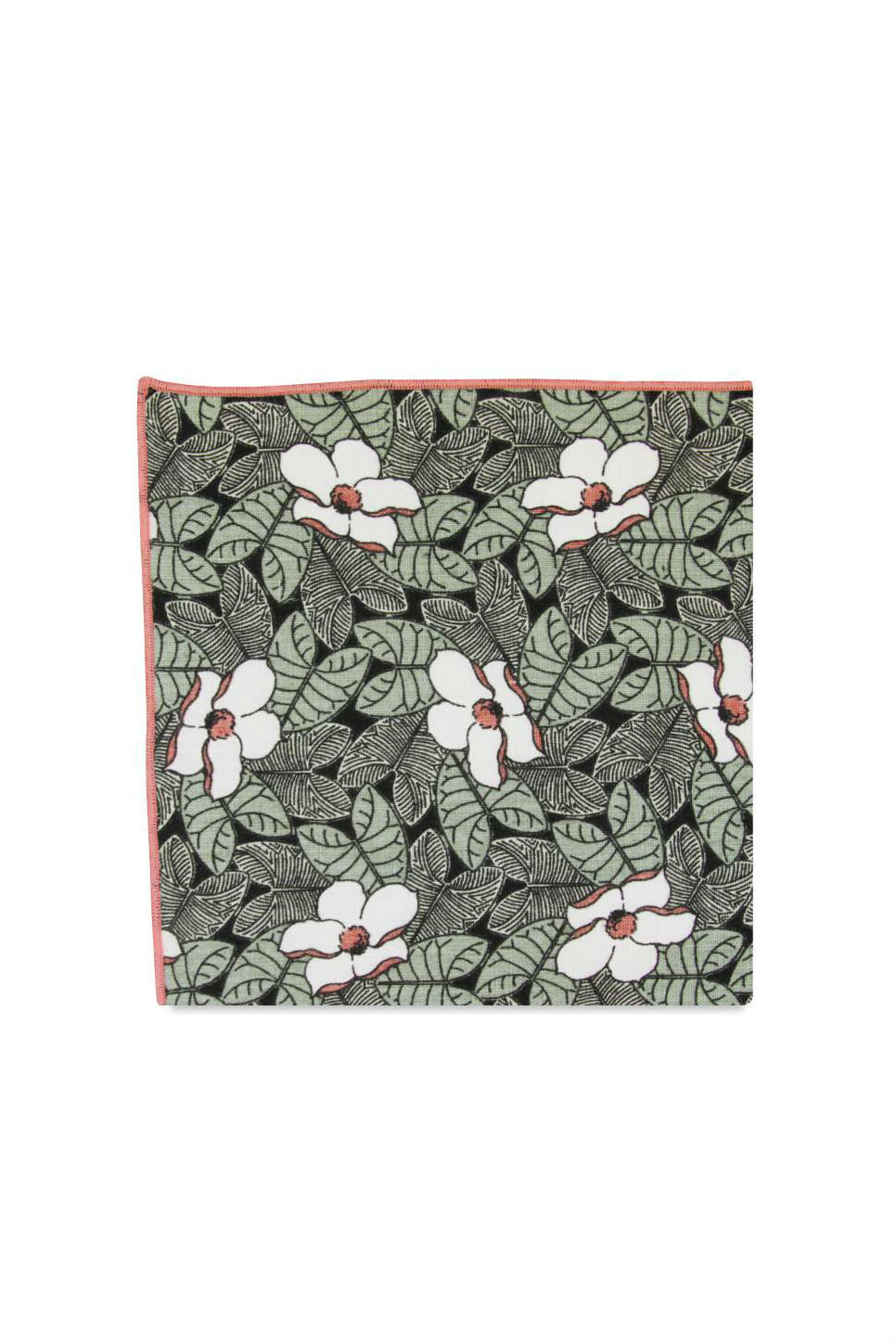 THE DAVIS POCKET SQUARE Floral