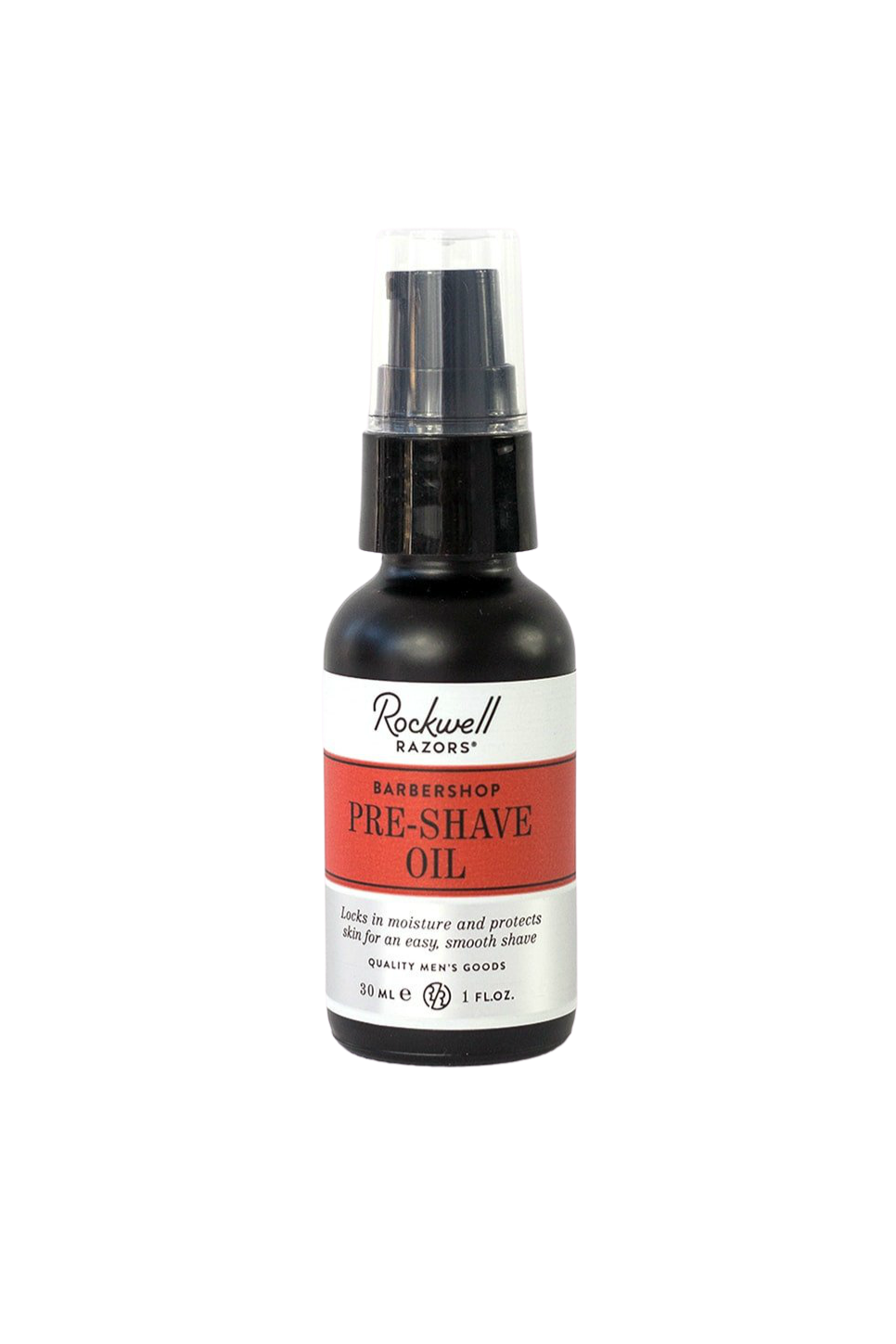 ROCKWELL PRE-SHAVE OIL