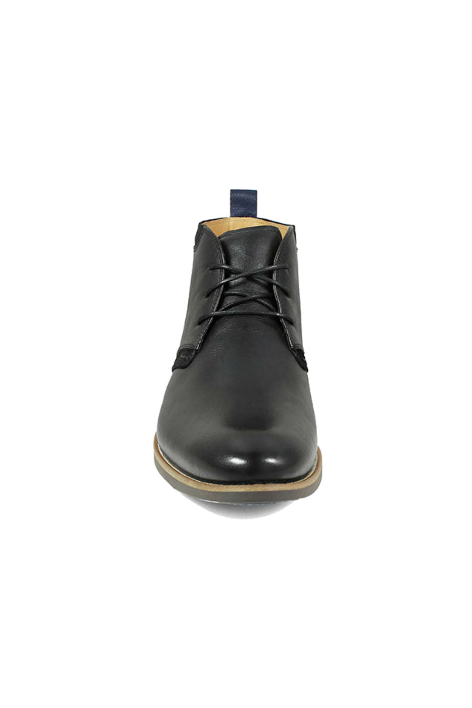 UPTOWN PLAIN TOE CHUKKA - BLACK