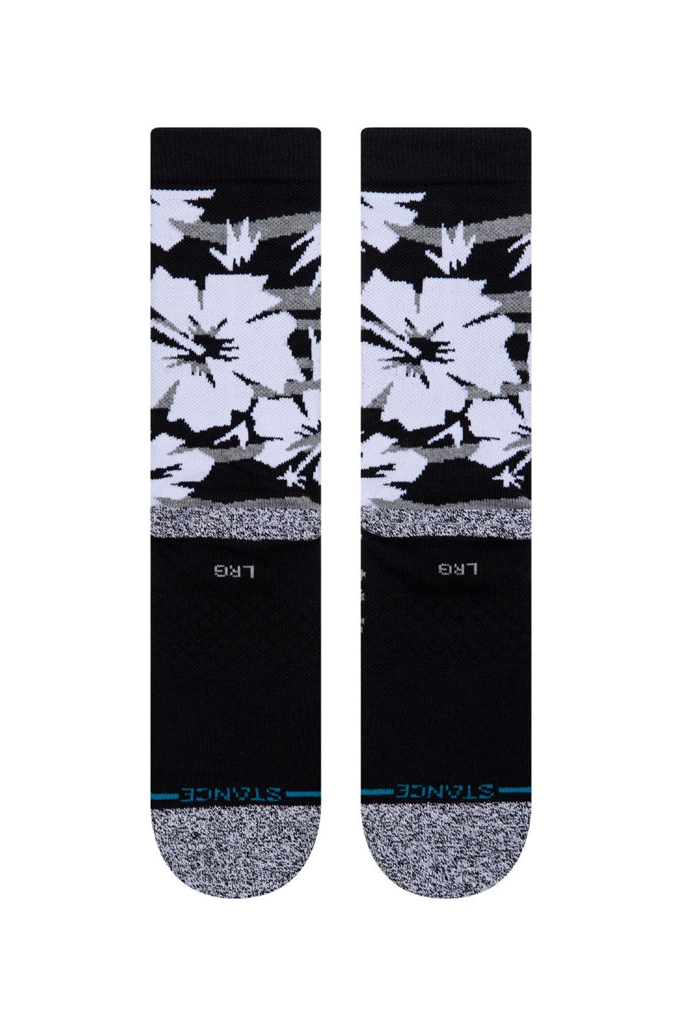 Stance - Kukio - Black - Back
