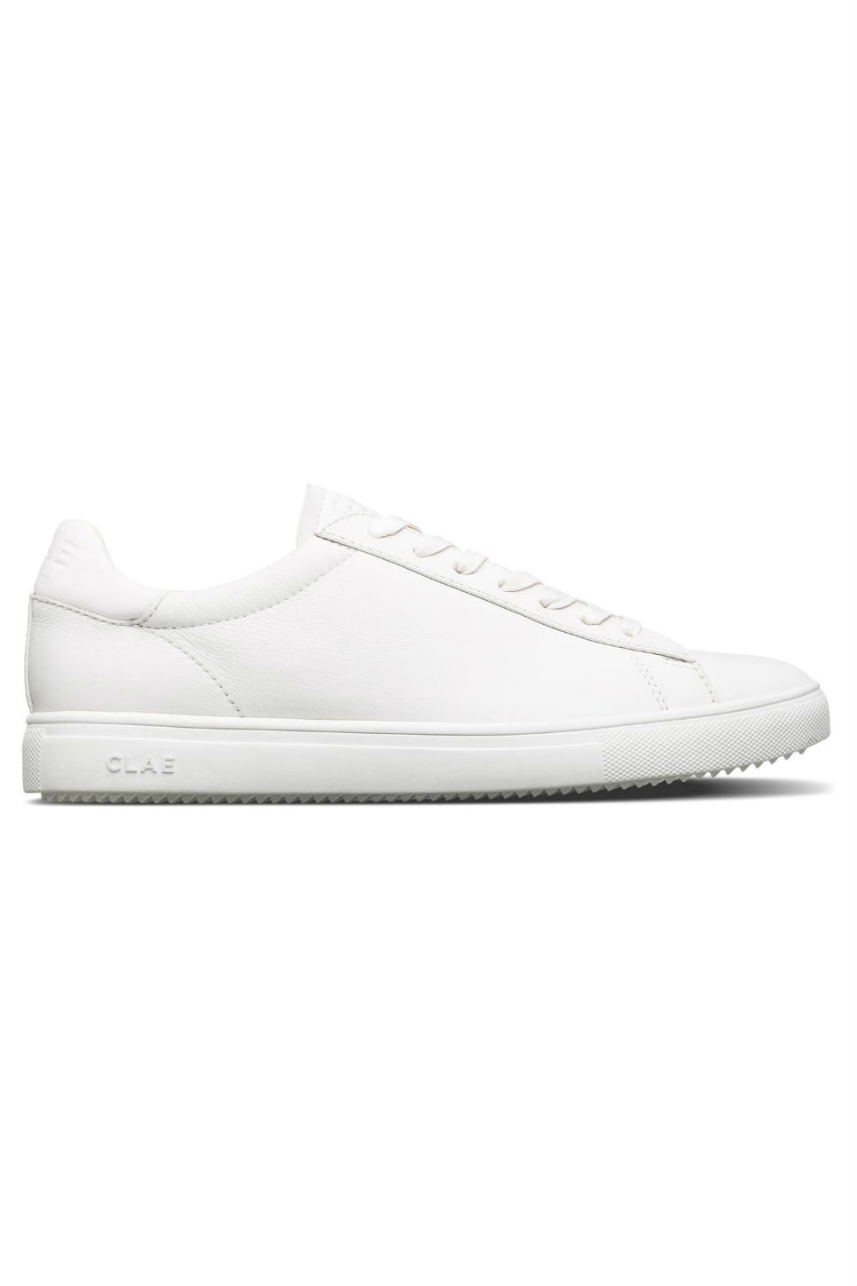 Clae - Bradley - Triple White - Side