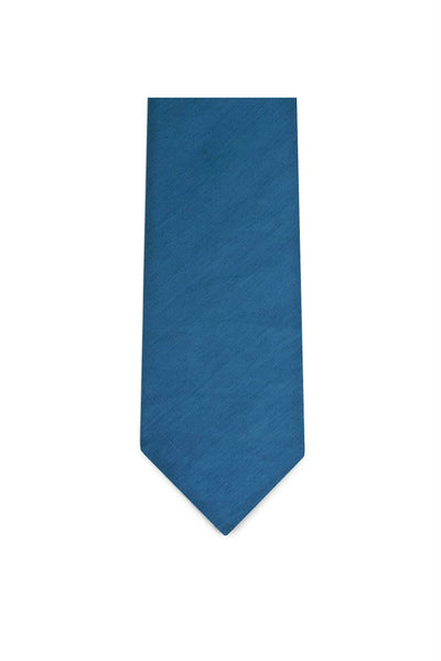 Pocket Square Clothing - Diplomat Tie - Blue