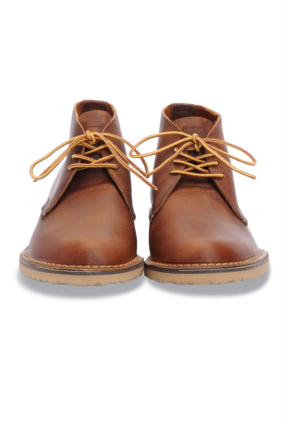 Red Wing Heritage - Weekender Chukka - Copper - Front
