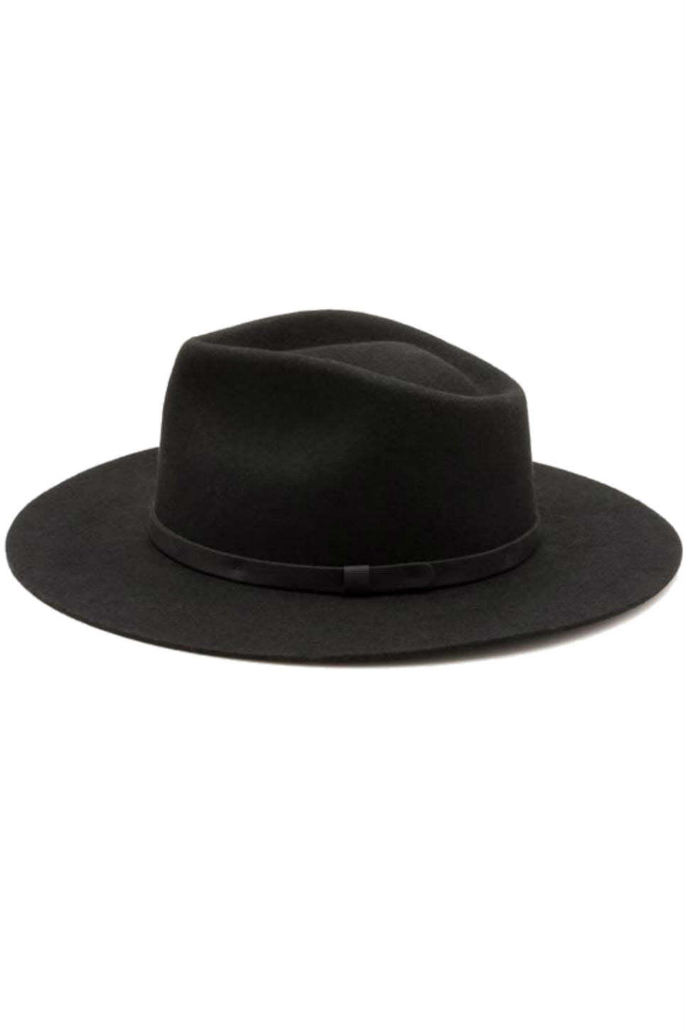 Yellow 108 - Dylan Hat - Black - Side