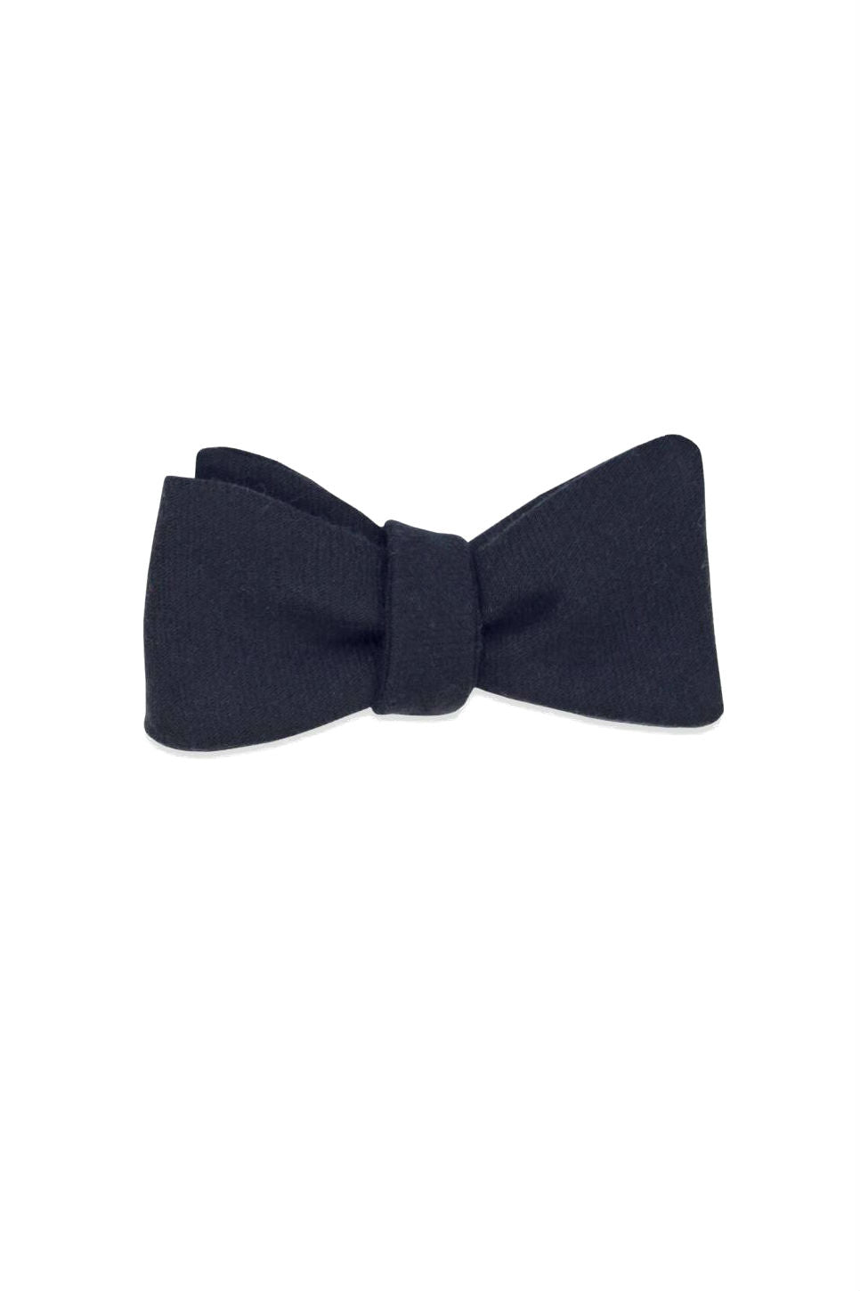 Pocket Square Clothing - The Turner Bow Tie - Navy