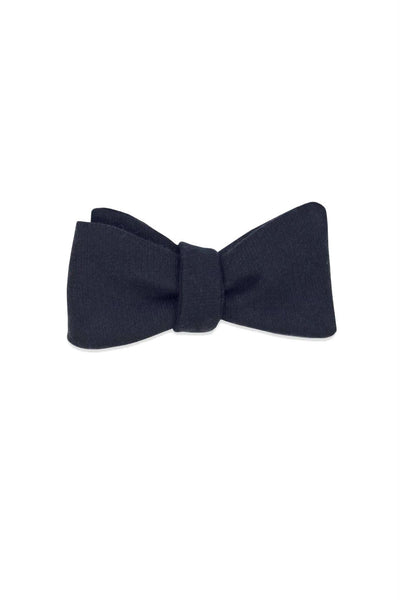Pocket Square Clothing - Turner Bow Tie - Dark Blue