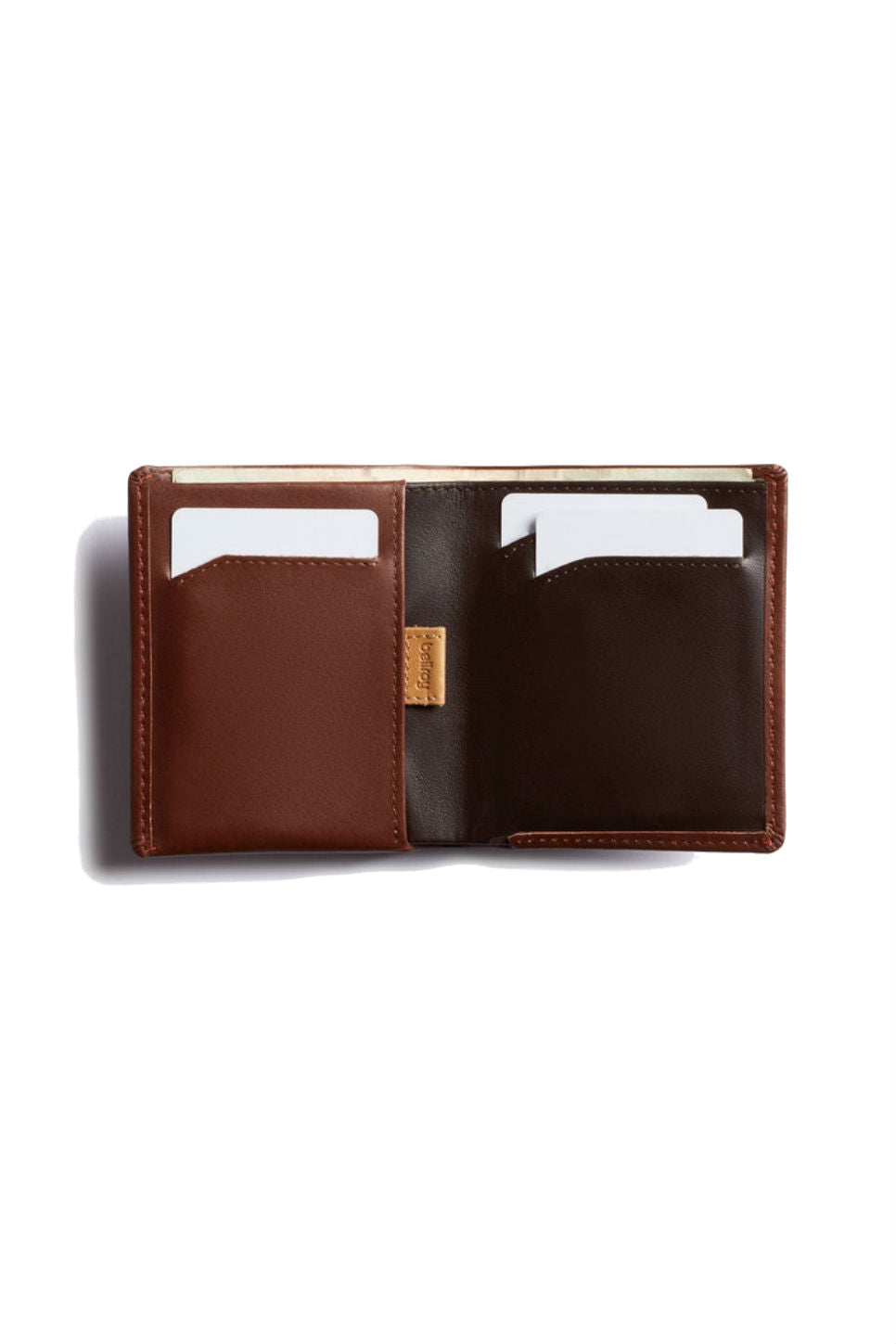 Bellroy - RFID Note Sleeve - Cocoa - Inside