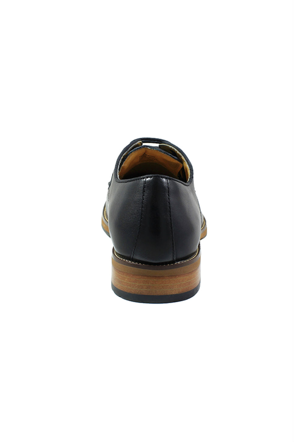 BLAZE PLAIN TOE OXFORD - BLACK