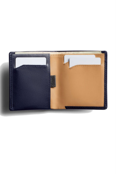 Bellroy - RFID Note Sleeve - Navy - Inside