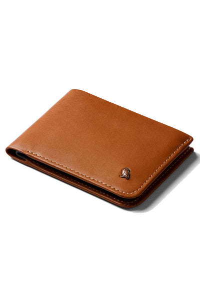 Bellroy - Hide & Seek Wallet - Caramel