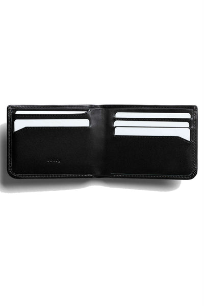 Bellroy - Hide & Seek Wallet - Black - Inside
