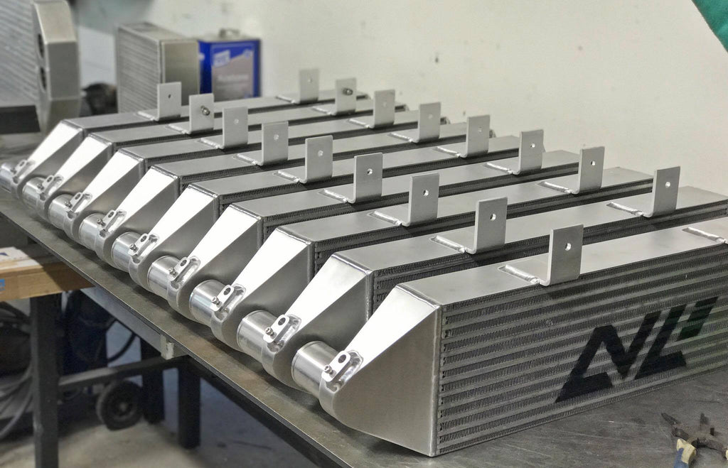 Focus ST/ Focus RS/ Ecoboost Mustang intercooler Orders Out!