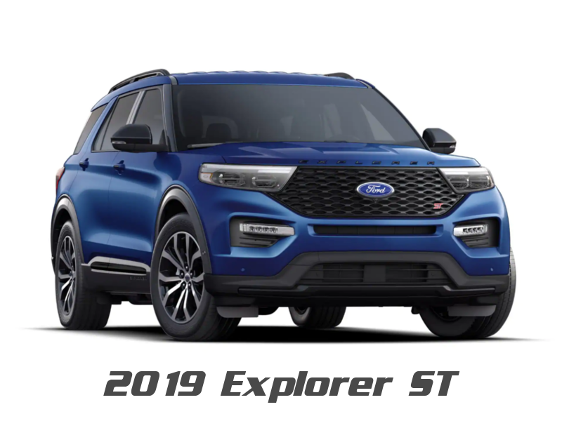 2020 Explorer ST Performance Upgrades