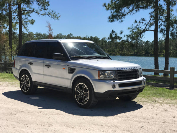 Range Rover LS Swap Blog – Levels Performance