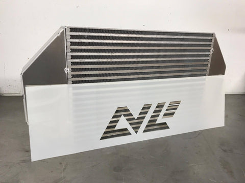 Levels Performance Reusable Mylar Intercooler Stencil