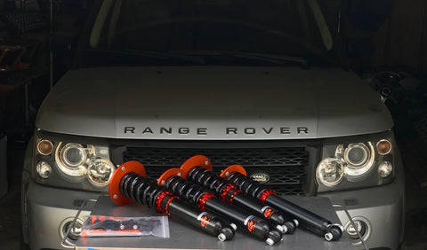 Land Rover/Range Rover Sport Complete LS Engine Swap Kit