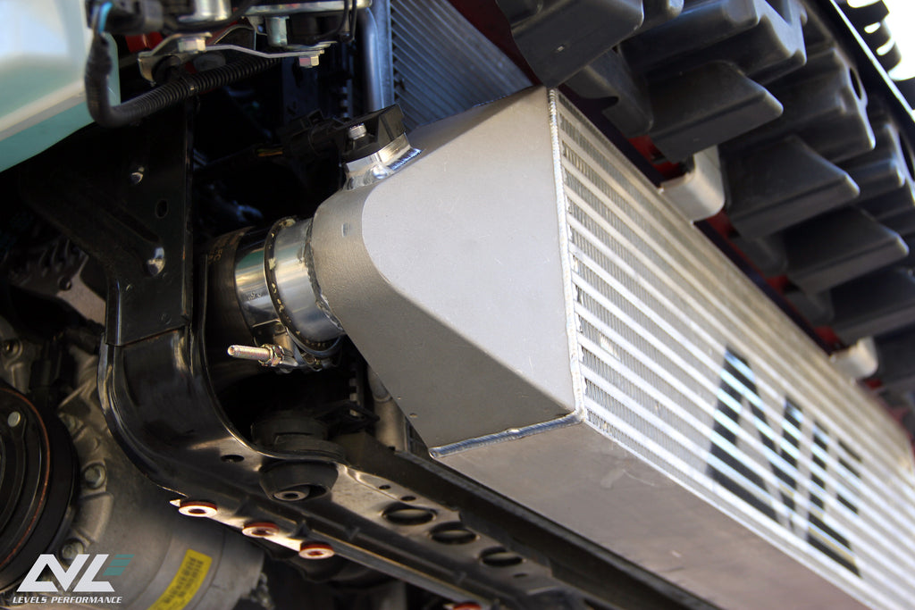2013+ Focus ST Intercooler+Catless Downpipe Package – Levels Performance