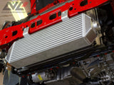 Focus ST Direct Bolt-On Front Mount Intercooler Kit With Aluminum Charge Pipes
