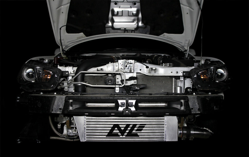 Direct Bolt On Mitsubishi Evo X Intercooler Upgrade