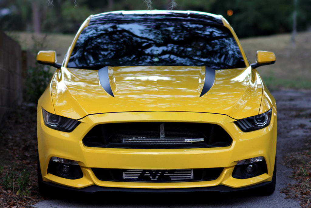 2015 Mustang Ecoboost >> Levels Performance 2015 2018 Ford Mustang Ecoboost Direct Bolt On Intercooler Upgrade
