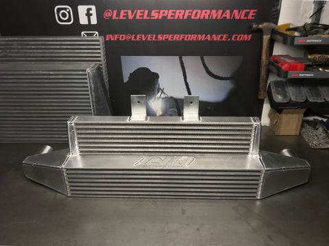 2014+ Ford Fiesta ST Race Intercooler (Dual Core)