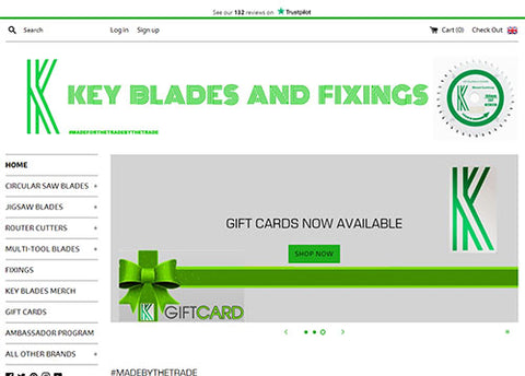 Key Blades & Fixings