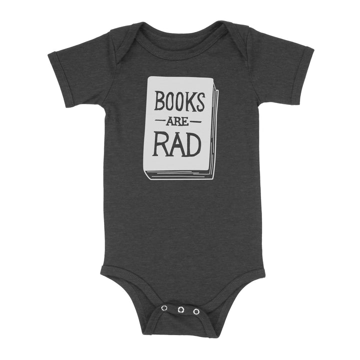 Books Are Rad - One Piece (3-6m)