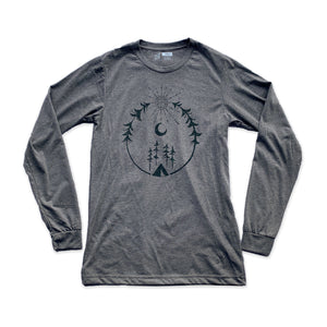 Camp - Unisex Long Sleeve Shirt