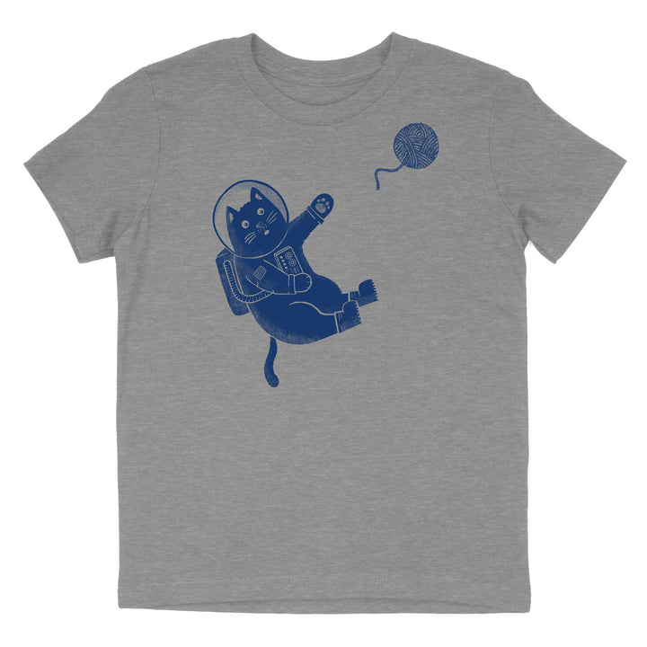 Space Cat - Child T-Shirt