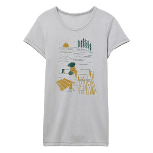 Summer Lake - Women's T-Shirt