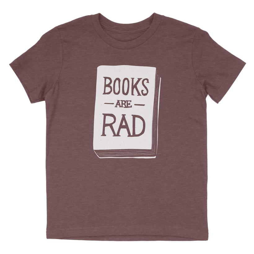 Books Are Rad - Child T-Shirt