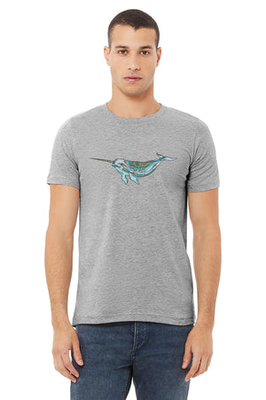 GRCDC Narwhal Unisex Tee