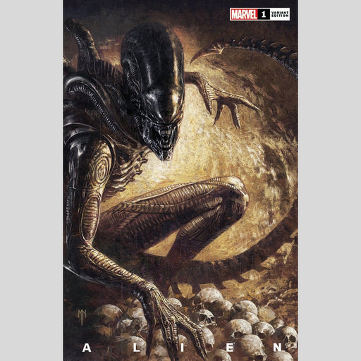 Cyn City Comics Comic Books Alien #1 by Marco Mastrazzo