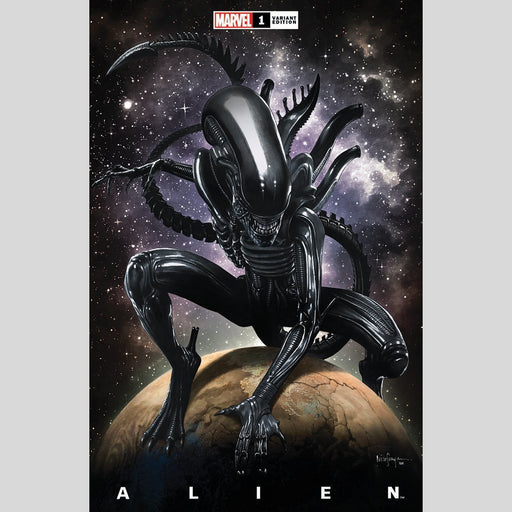 Cyn City Comics Comic Books Alien #1 by Mico Suayan