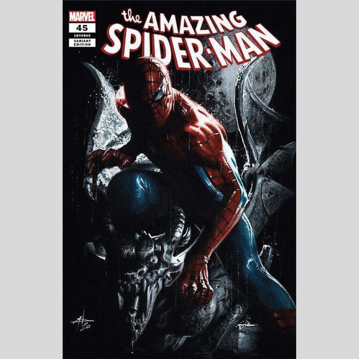 Cyn City Comics Comic Books Amazing Spider-Man 45 Gabirele Dell'Otto