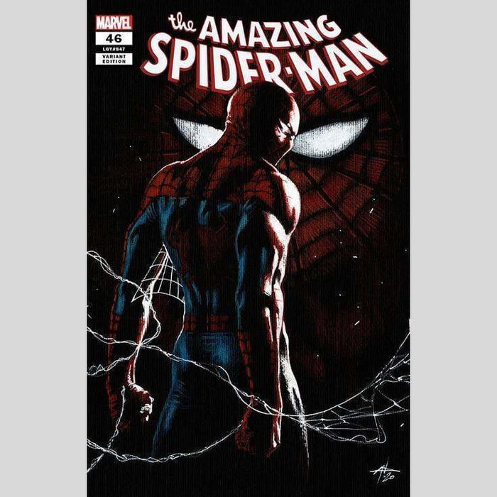 Cyn City Comics Comic Books Amazing Spider-Man 46 Gabirele Dell'Otto