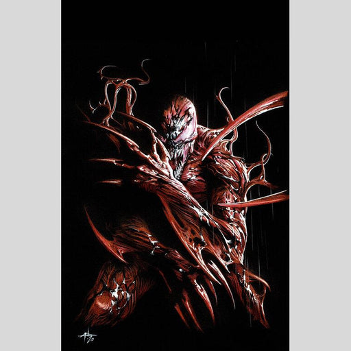 Cyn City Comics Comic Books Carnage: Black, White & Blood #1 by Gabriele Dell'Otto