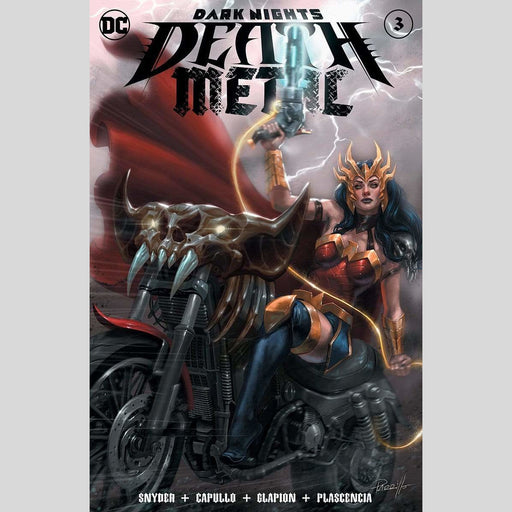 Cyn City Comics Comic Books Dark Nights Death Metal 3 Lucio Parrillo