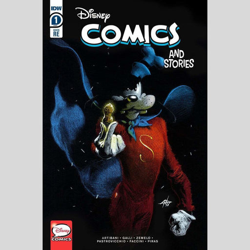 Cyn City Comics Comic Books Disney Comics and Stories #1 Gabriele Dell'Otto