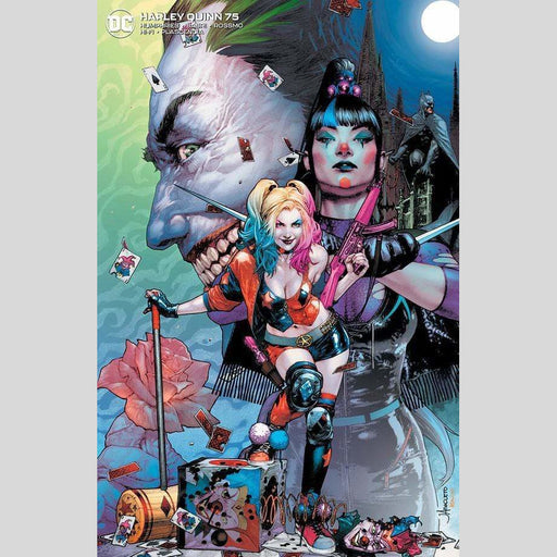 Cyn City Comics Comic Books Harley Quinn #75 Jay Anacleto