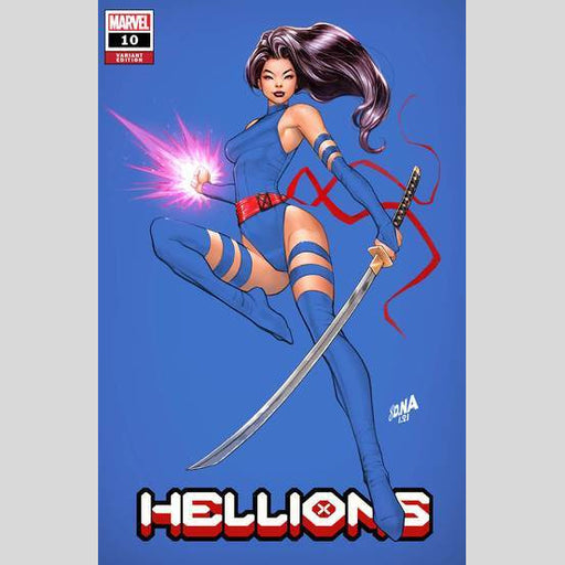 Cyn City Comics Comic Books Hellions #10 by David Nakayama