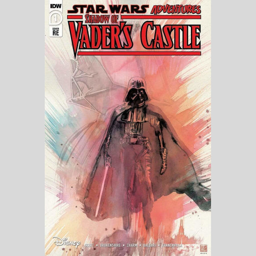 Cyn City Comics Comic Books Shadows of Vader's Castle #1 David Mack