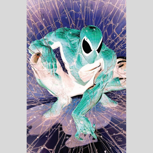 Cyn City Comics Comic Books Spider-Man #1 Facsimile Clayton Crain Virgin Negative Variant