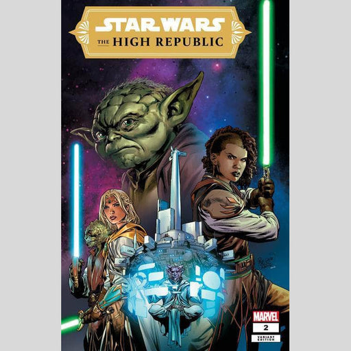 Cyn City Comics Comic Books STAR WARS THE HIGH REPUBLIC #2 CARLO PAGULAYAN