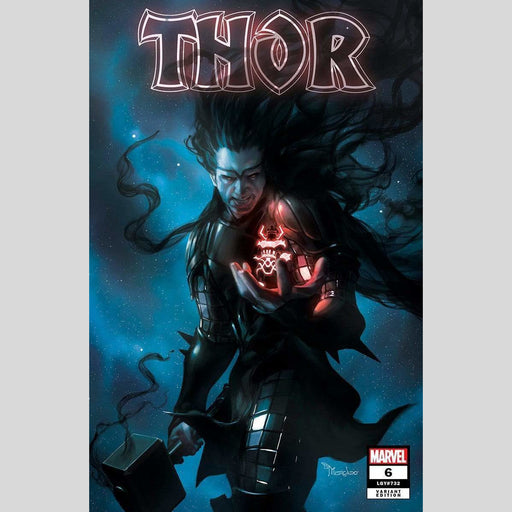 Cyn City Comics Comic Books Thor 6 Miguel Mercado