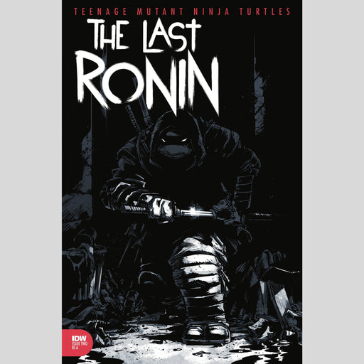 Cyn City Comics Comic Books TMNT The Last Ronin #2 1:10  CAMPBELL